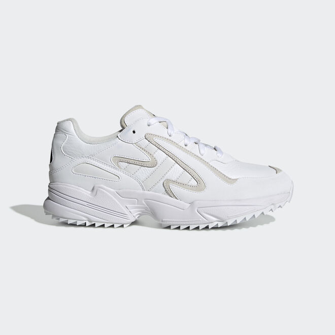 adidas Yung 96 Chasm Trail Ftw White Crystal White Core Black | EF8976