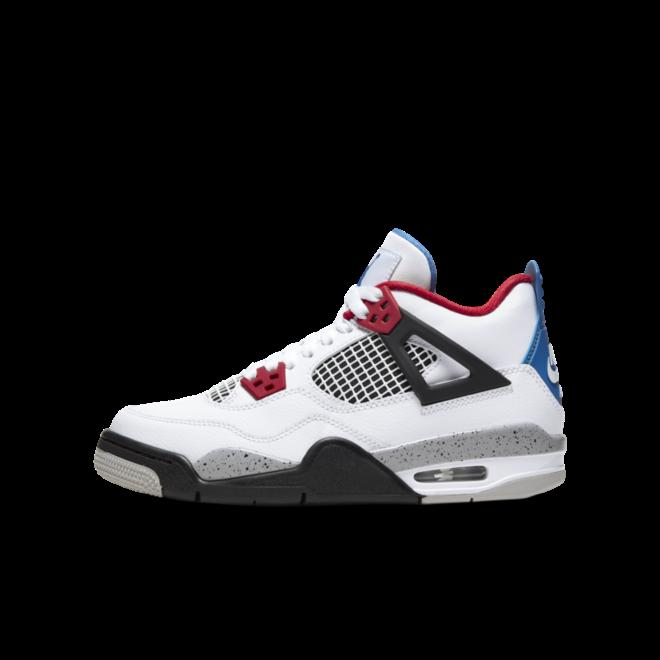 Air Jordan 4 'What The' - Grade school