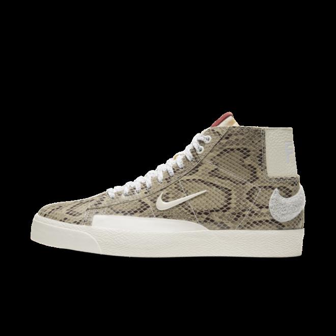 Soulland X Nike SB Blazer Mid 'Snake'
