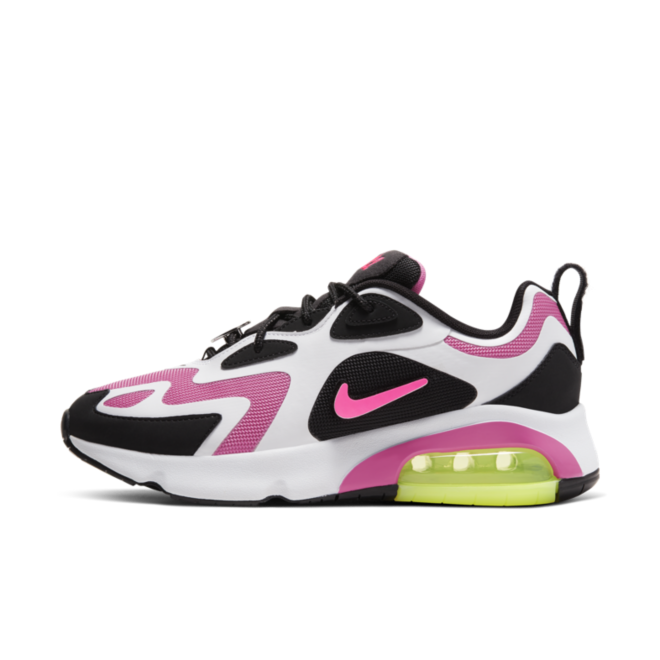 Nike Air Max 200 'Black/Pink' CU4745-001