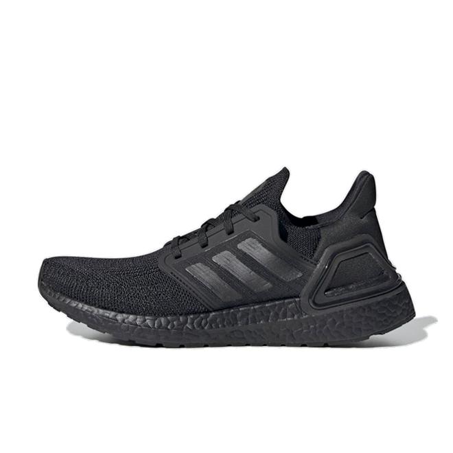 adidas WMNS Ultraboost 20 'Triple Black' zijaanzicht