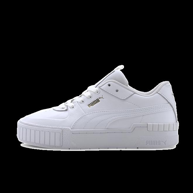 Puma Cali Sport 'Triple White'