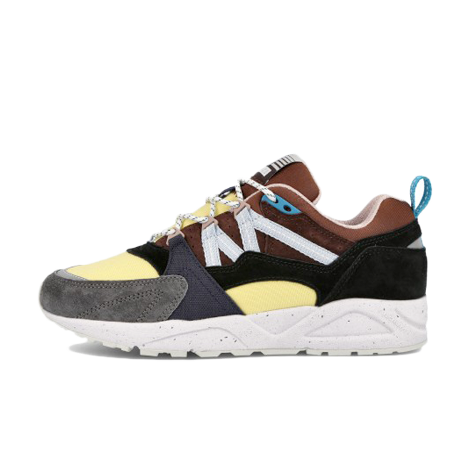 Karhu Fusion 2.0 Chocolate Torte/ Shadow Gray zijaanzicht