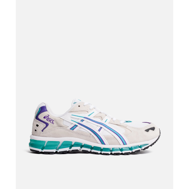 ASICS Gel-Kayano 5 360 (White/Lagoon)