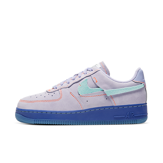 Nike WMNS Air Force 1 '07 LX 'Purple Agate' CT7358-500