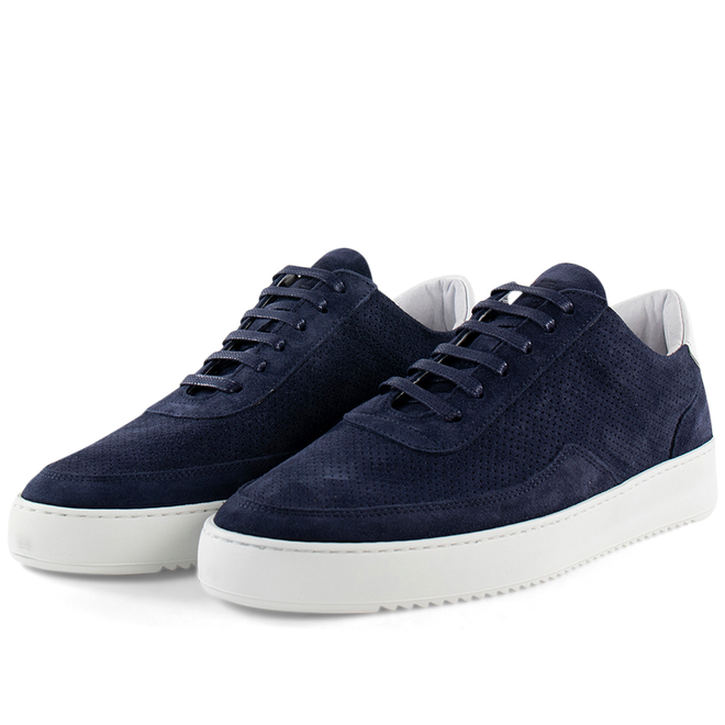 Filling Pieces Mondo Ripple Perforated 'Navy'