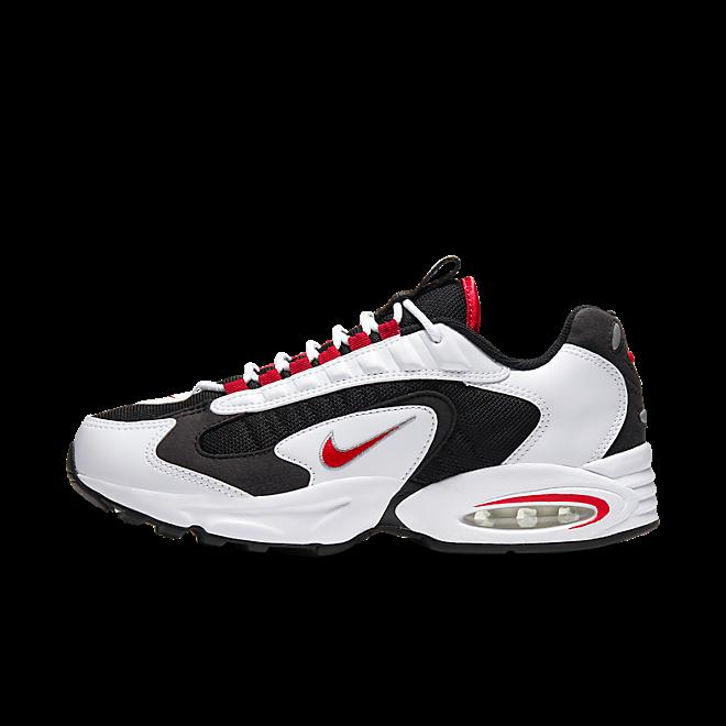 Nike Air Max Triax 96 'White/Black' zijaanzicht