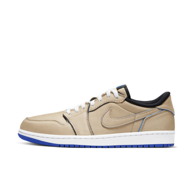 Nike SB X Air Jordan 1 Low 'Desert Ore' - SNKRS DAY Exclusive Access zijaanzicht