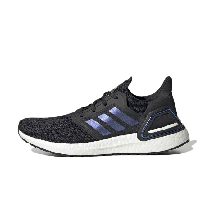 adidas Ultraboost 20 'BlueBlack' zijaanzicht