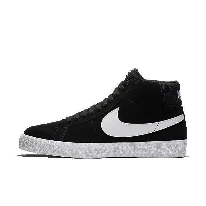 Nike Sb Zoom Blazer Mid 'Black'