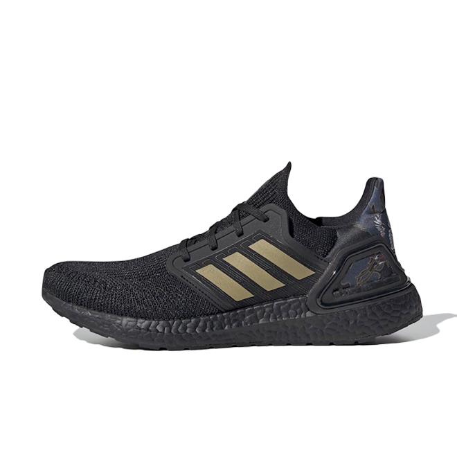 adidas Ultra Boost 2020 'Black' FW4322
