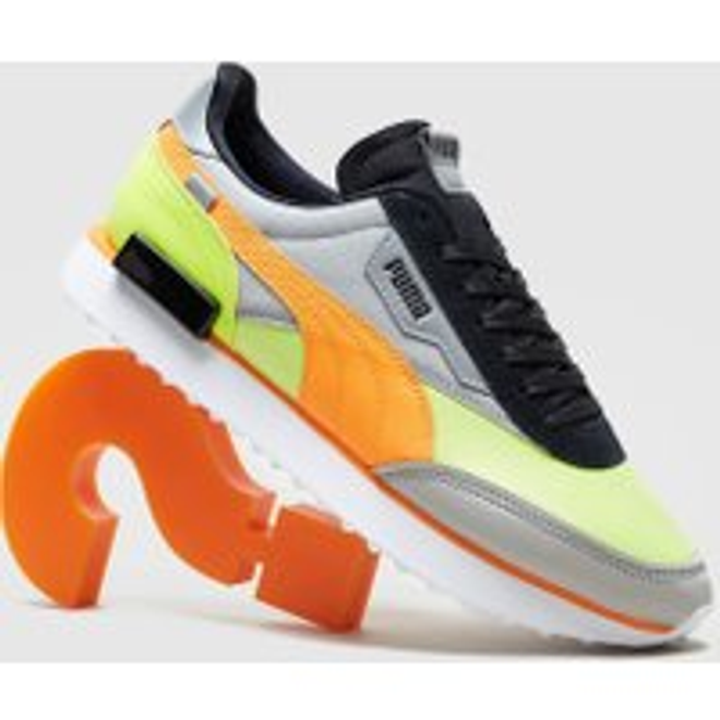 Puma Future Rider Risk Alert Trainers