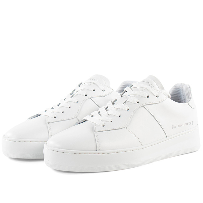 Filling Pieces Light Plain Court 'All White'