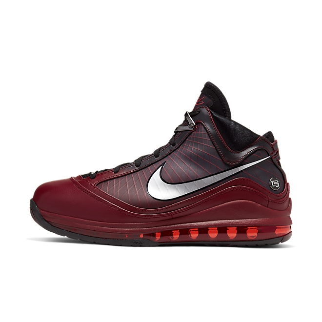 Nike Lebron VII QS 'Team Red'