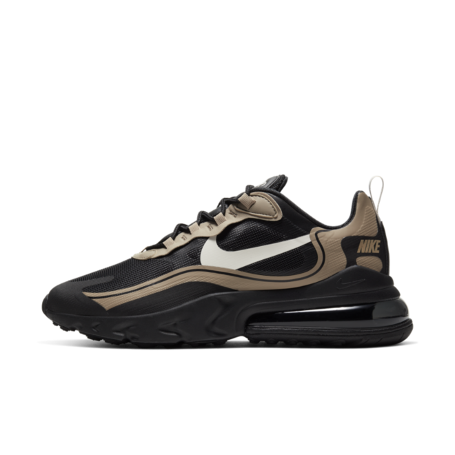 Nike Air Max 270 react 'Black/Gold'
