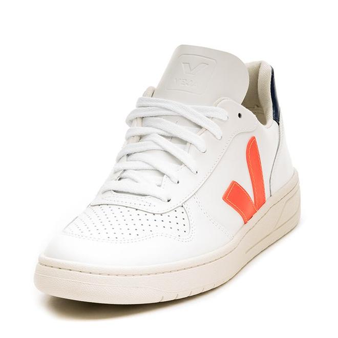 Veja V-10 Orange-Fluo VX022136