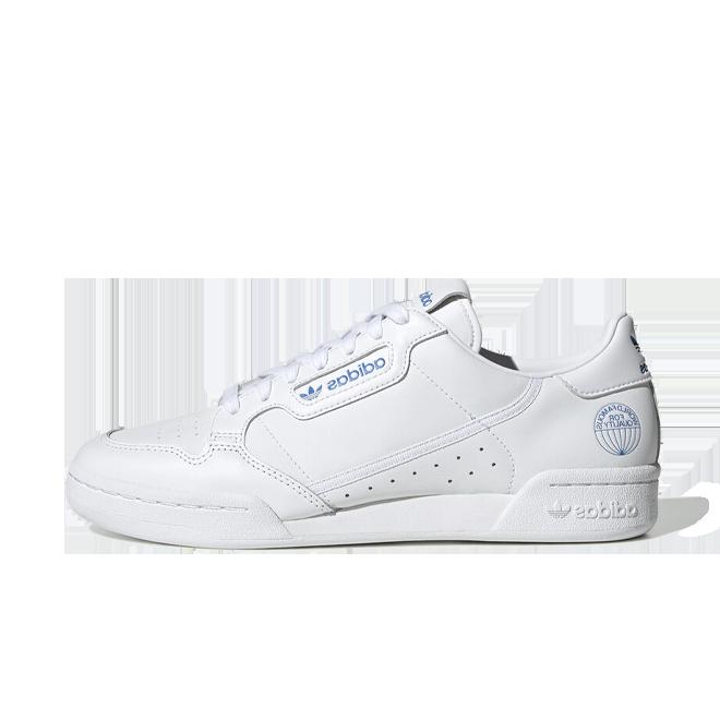 adidas Continental 80 'WFFQ - White' zijaanzicht