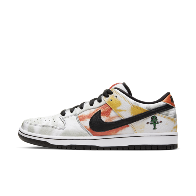Nike SB Dunk Low 'Raygun Tie-Dye' - Away