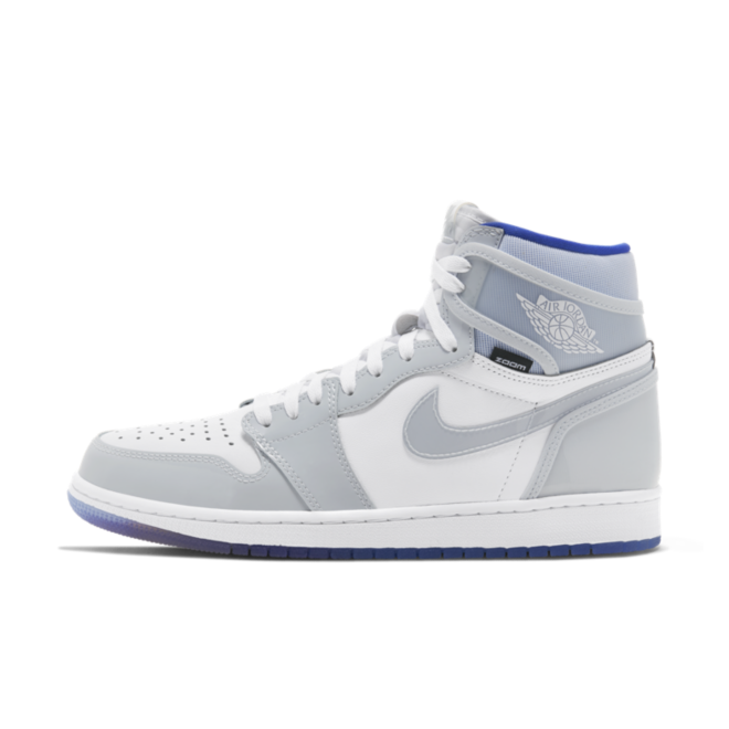 Air Jordan 1 High Zoom 'Racer Blue' zijaanzicht