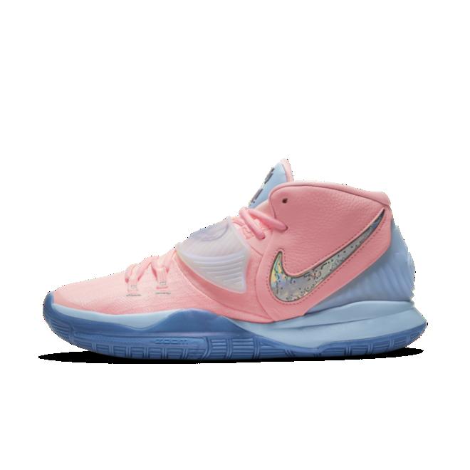 CNCPTS X Nike Kyrie 6 'Pink Tint' CU8879-600