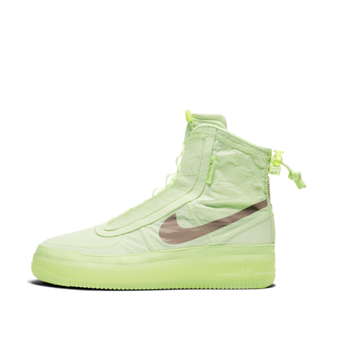 Nike Air Force 1 High Shell 'Volt' BQ6096-700