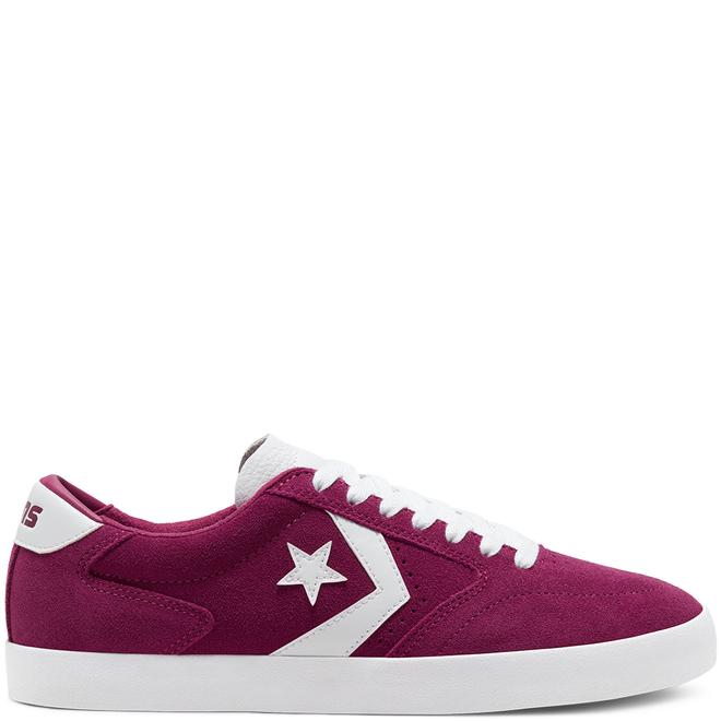 Unisex Classic Suede Checkpoint Pro Low Top