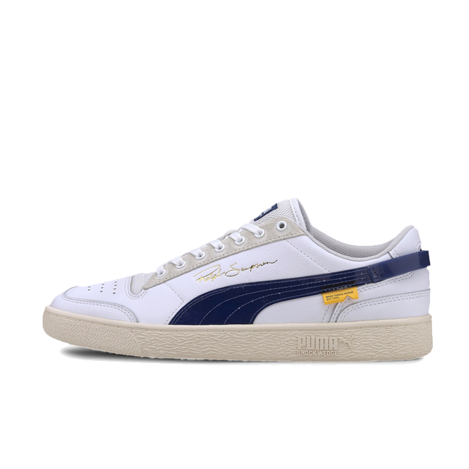 RANDOMEVENT X Puma Ralph Sampson Lo 'White' zijaanzicht