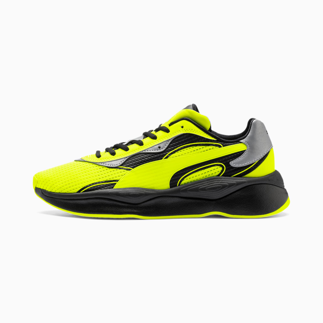 Puma Rs Pure Risk Alert Trainers