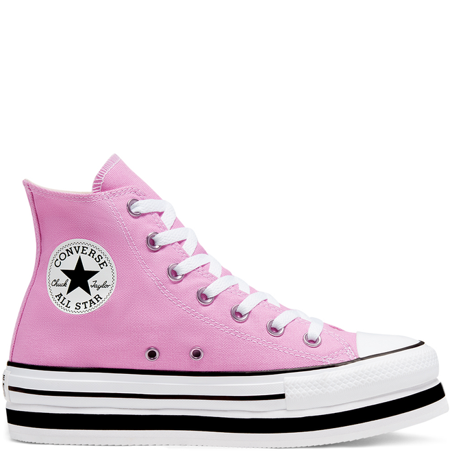 Everyday Platform Chuck Taylor All Star High Top voor dames