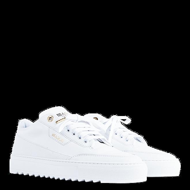 Mason Garments Torino Leather/Diamond White