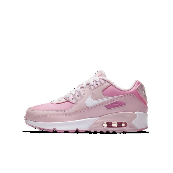 Nike Air Max 90 'Pink' zijaanzicht