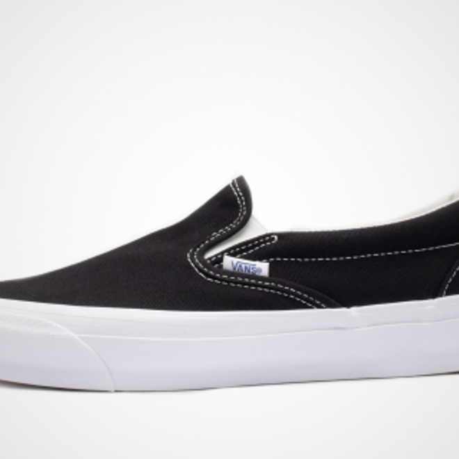 Vans Classic Slip On LX Canvas | VN0A45JK1WX1 | Sneakerjagers