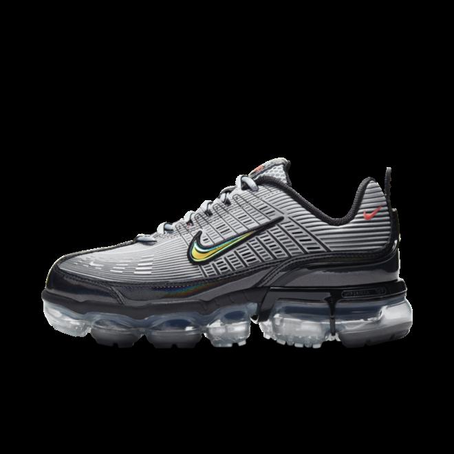 Nike Air VaporMax 360 'Silver' zijaanzicht