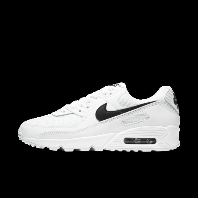 Nike Air Max 90 Re-Craft 'White' zijaanzicht