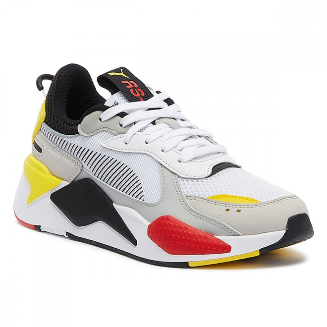 PUMA RS-X Toys 'White/Yellow'