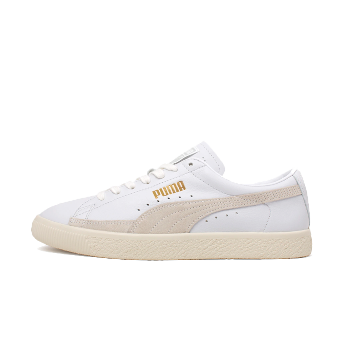 Puma Basket 90680 Lux 'White'