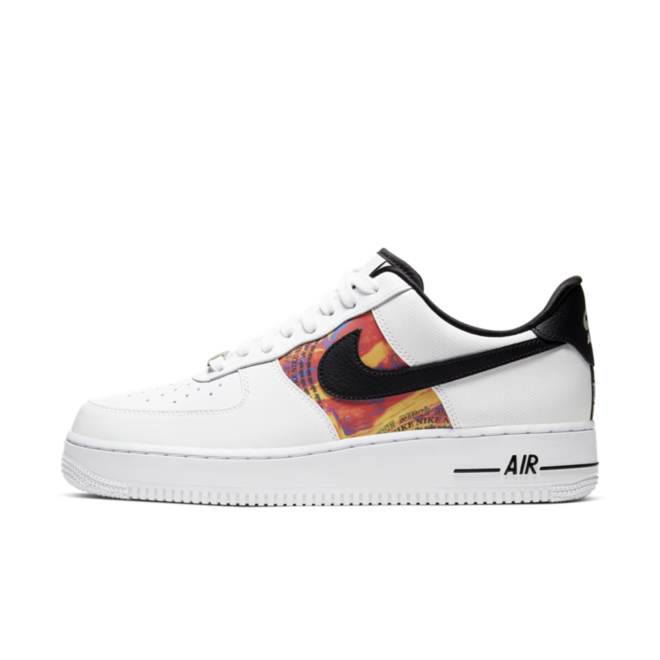 Nike Air Force 1 low 'Three-Piece Pack' zijaanzicht