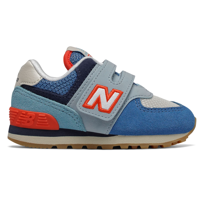 New Balance 574 Light Blue/Orange TS