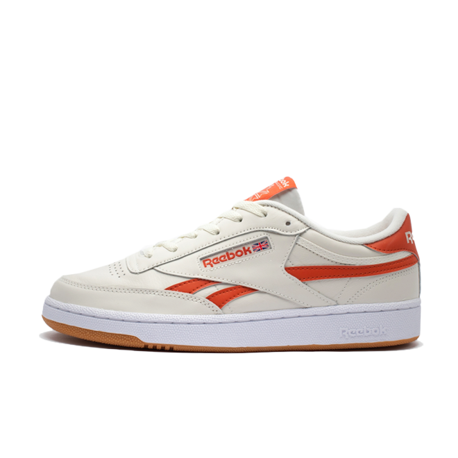 Reebok Club C Revenge 'White/Red'