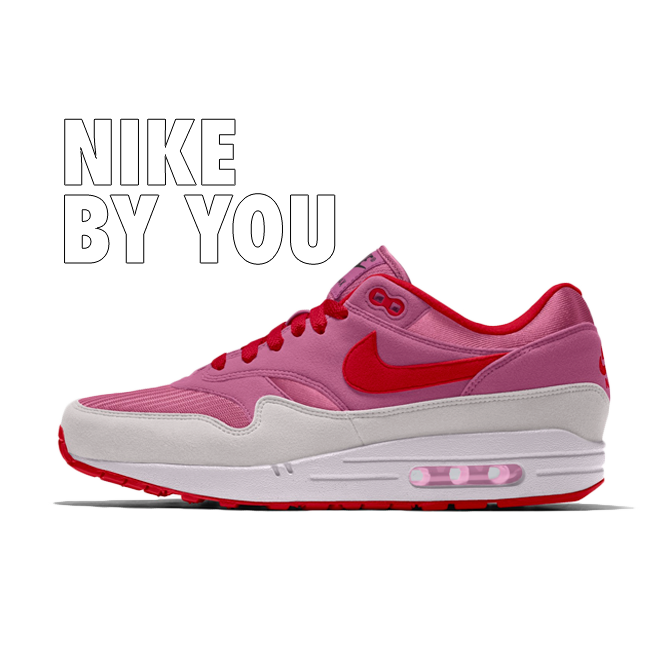 Nike WMNS Air Max 1 'By You' zijaanzicht
