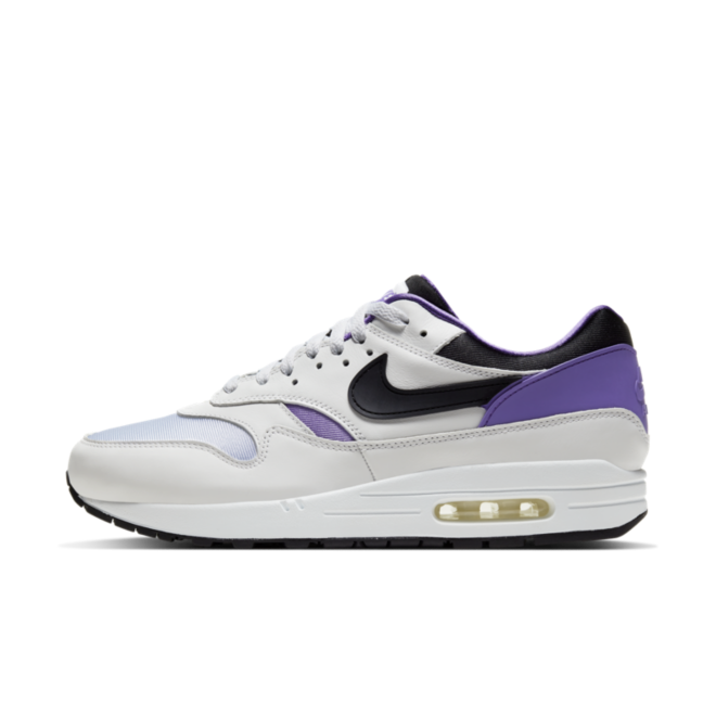 Nike Air Max 1 DNA CH.1 Pack 'Huarache - Purple Punch' zijaanzicht