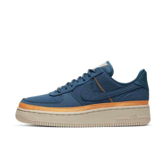 Nike Air Force 1 Low SE 'Blue Force' zijaanzicht