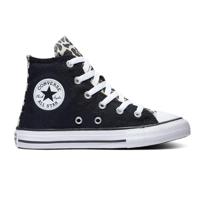 Converse All Stars Chuck Taylor 667206C Zwart / Wit / Bruin