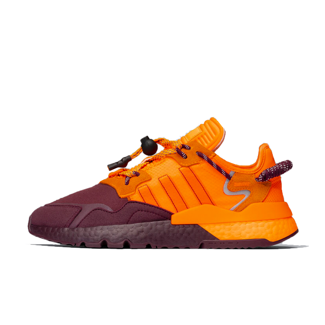 Ivy Park X adidas Nite Jogger 'Solar Orange'