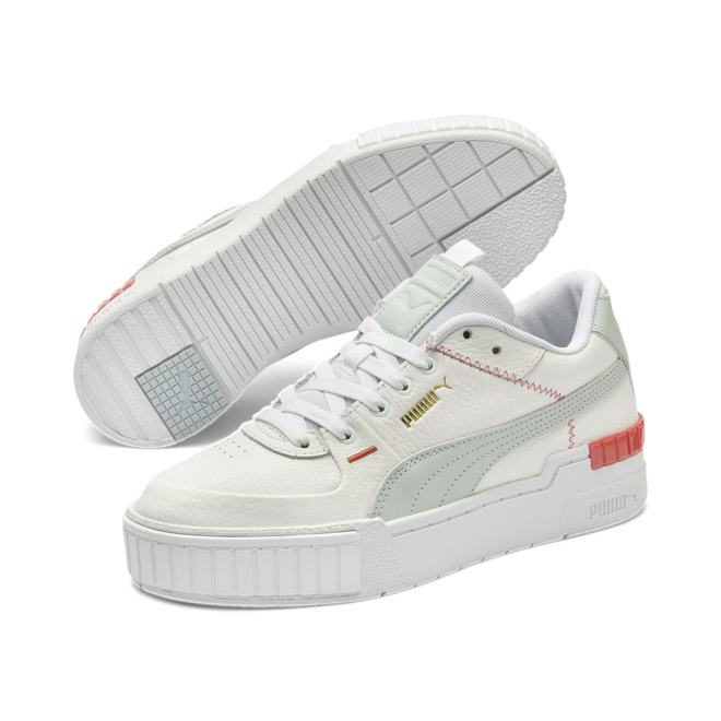 Puma Cali Sport Pastel Womens Trainers | 373119_01 | Sneakerjagers