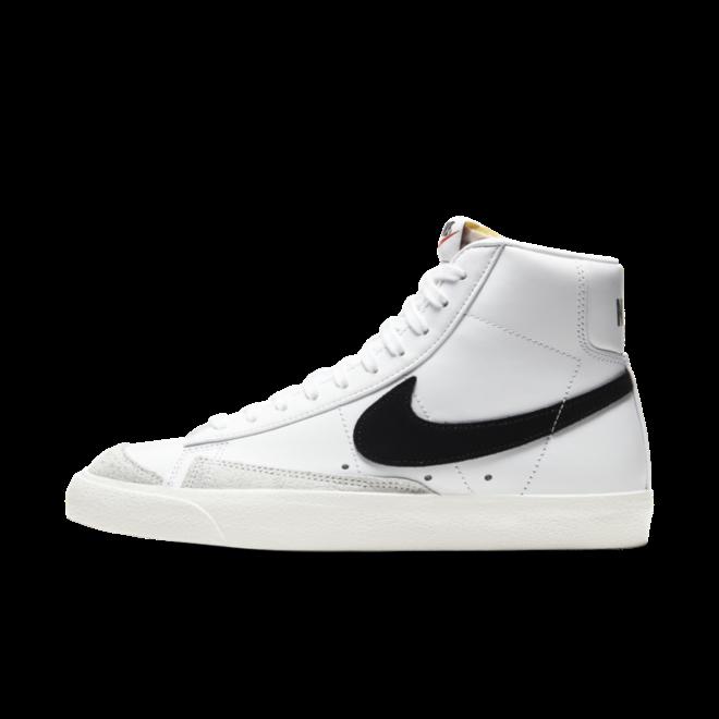 Nike WMNS Blazer Mid 77 Vintage OG 'Black Swoosh' CZ1055-100