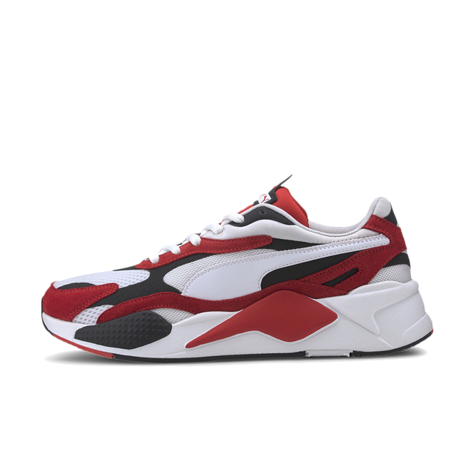 Puma RS-X3 Super 'White/Red' zijaanzicht