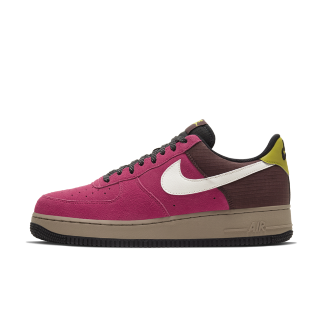 Nike Air Force 1 Low 'Watermelon' zijaanzicht