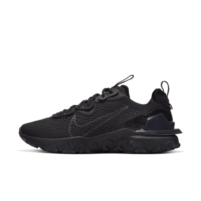 Nike React Vision D/MS/X 'Black'