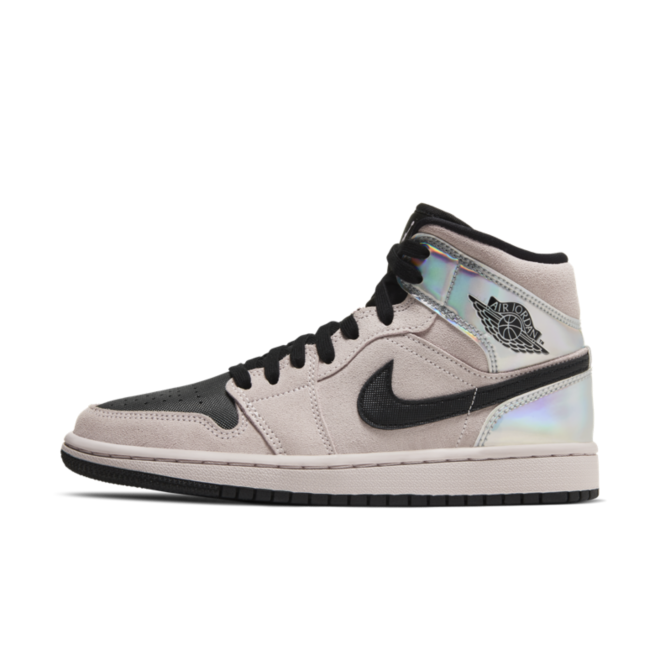 Air Jordan 1 Mid 'Pink' | BQ6472-602